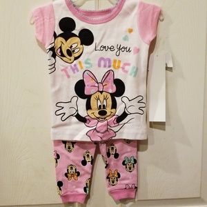Disney Matching Sets - Disney Baby Mickey and Minnie Mouse
